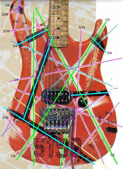 5150 van halen. Eddie Van Halen#39;s REAL 5150!