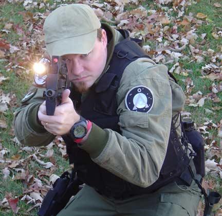 P90 HARNESS STARGATE SG-1 SGA OFFWORLD